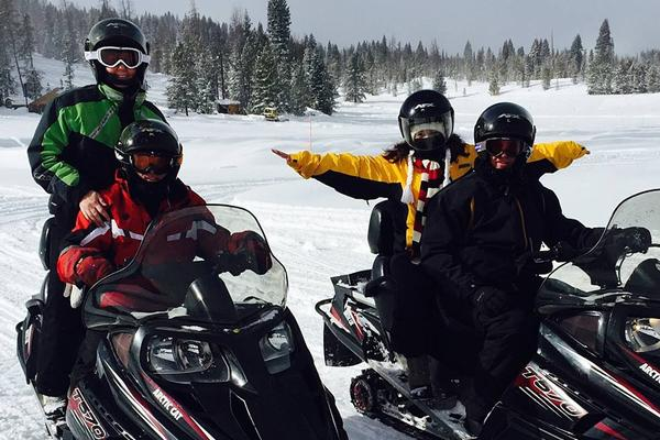 Snowmobiling Apparel