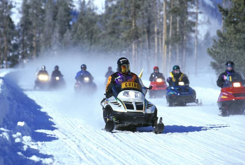 Snowmobile Clubs & Groups